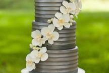 Wedding {Cakes} / by Trendy Elegant Affairs