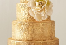 Wedding inspired Desserts / Cakes, Cupcakes & Desserts for a Wedding / by Lesley DeSantis