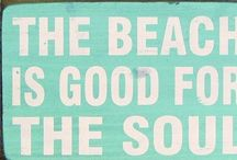 Beach / by Holly Ingram