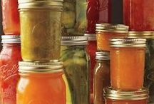 Put Em Up / Pickles, Jams and Spreads / by Rachel Huffman