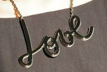 MNN does Personalization / Personalized items in fashion, life and style / by My Name Necklace