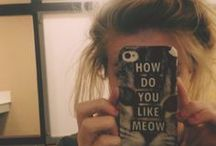 Iphone cases that I want.. / by Baylee Snisky