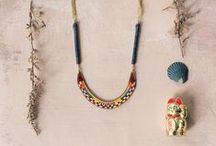 Wear | Jewellery loves / I love jewellery...wearing it, making it.