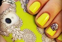Nail Art / Nail designs extraordinaire : ) / by Janis Hueftle