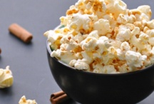 Popcorn and Snack Mixes