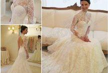 Wedding Dresses~~~~~~ / by Jodi