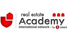 Real Estate Academy powered by Casa.it / Real Estate Academy è il Progetto di Formazione di Casa.it creata per supportare al meglio coloro che operano nel settore immobiliare: Agenti Immobiliari, Costruttori, Consulenti.   Basata su un approccio metodologico fortemente pragmatico, Real Estate Academy opera a livello internazionale, ponendosi come partner di riferimento per il mondo real estate.