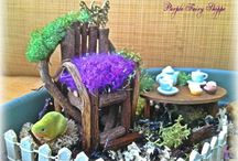 Fairy Garden, Terrarium, and Miniature Garden Supplies / Fairy Gardens, Terrariums, Tutorials, Fairy Garden Kits, Miniatures, Accessories, & Miniature Garden Furniture. Supplies we love from around the web.