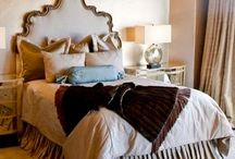 BEDROOMS / by Sandra KRIS Mathis