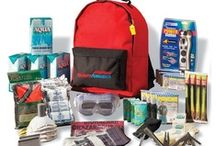 Camping and survival  / Items that can be for a weekend camping trip to a case of survival due to disasters / by Sandy McCormick