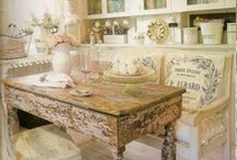 KITCHEN & DINING AREAS / by Jodi