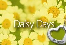 MNN does Daisy Days / It's all about daisies this spring! Here are pictures that inspire us!  / by My Name Necklace