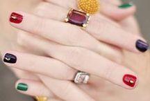 Ongles / Des ongles bien faits et colorés c'est encore plus tendance que ce nouveau sac à la mode !