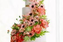 cakes~~~~~~~ / by Jodi