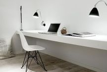 Designer Home Office / by Blalock Design Office