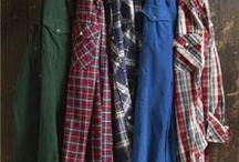Woven Shirts / Woven Shirts  / by Jennifer Ryan