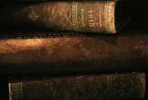 VINTAGE BOOKS / by Alan Williams