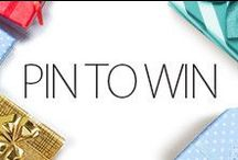 My Holiday Shop COMPETITION / How to enter >  1. Follow us. 2. Pin the first Pin. 3. Pin any items from this Holiday Shop board that you'd like to win for a chance to win that item! . . .  Want to shop at the same time? If you buy now, you'll get FREE CZ Earrings!   <Ends Oct 31st. Winner will be contacted via Pinterest message>