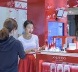 Beauty / Cosmetic and beauty activations and market trends.