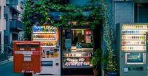 Streets of Japan / Lingerie shoot inspiration