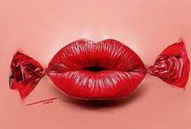 Lèvres à croquer