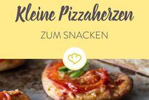 Pizza / Flammkuchen