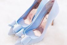 Wedding Style: Bridal Shoes / Wedding shoes to wear on your big day, ranging from sky high sexy heels to comfy chic flats.
