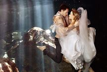 Wedding Theme: Under the Sea / For the couple who prefer water over land.