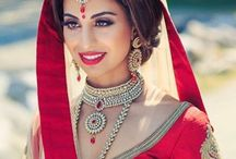 Wedding Theme: Bollywood Party / The vibrant Indian culture, food, colors---like no other.