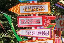 Wedding Theme: Colorful Carnival / For the couple that wants a colorful and youthful party that no one will forget.
