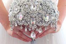 Wedding Theme: Diamond Affair / Shine bright like a diamond on your big day.