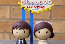 Wedding Theme: Viva Las Vegas / Whether you elope to get married in a chapel or just want a Vegas-themed wedding at home, this board is for you.