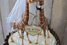 Wedding Theme: African Safari / Get a little wild with this African Safari wedding theme.