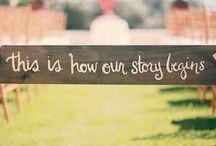 Wedding Theme: Story Book / A romantic tale right out of the story book.