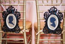 Wedding Theme: Vintage Memories / Take a step back in time with this vintage affair.