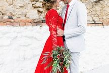 Wedding Theme: Valentines Day / Over the top romance with a Vday wedding for you and your valentine.