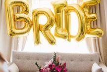 Wedding Ideas: Bridal Shower / A little bit of class, a little bit of sass. Here are some chic bridal shower ideas.
