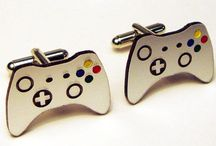Wedding Theme: Video Games / For the couple who would rather play video games than go to a wedding.