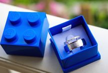 Wedding Theme: Lego / For the geeky couple who doesn't take themselves too seriously, here are some great ideas to incorporate legos into your wedding.