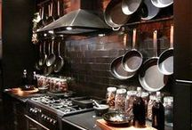 Our stage: the kitchen / An oogle over our favorite kitchen innovations and decor