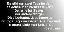 Zitate - Sprüche - Weisheiten / zitate, sprüche, weisheiten, leben, nachdenken, deutsch