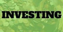 Investing Money / Get the latest investing tips here! Also see pins on investing for beginners, investing in your 20s, investing for the future,   and investing for teens.