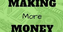 Ways To Make Extra Money / There are so many ways to make money. Start now! See these pins about ways to make money at home, ways to make extra money for teens, money making ideas, and earn money online.