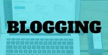 Blogging Tips / First, start a blog then get the best blogging tips ever! Check out pins on blogging for beginners, and blogging for money.