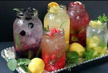 Beverages / by Suzanne Nighswander