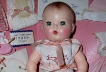 Doll collection / One of my greatest passions.. DOLLS! / by Linda Visser