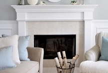 Fireplace Ideas / by Tiffany Raleigh