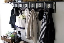 Mudroom / by Tiffany Raleigh