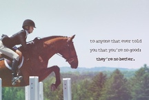 Equestrianisms / Because there are some things that only our fellow equestrians can appreciate / by Cassidy Spurgeon