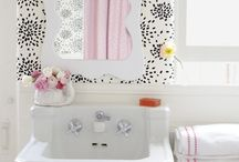 bathrooms: a very very very fine house / by Melissa D'Erasmo Gallo
